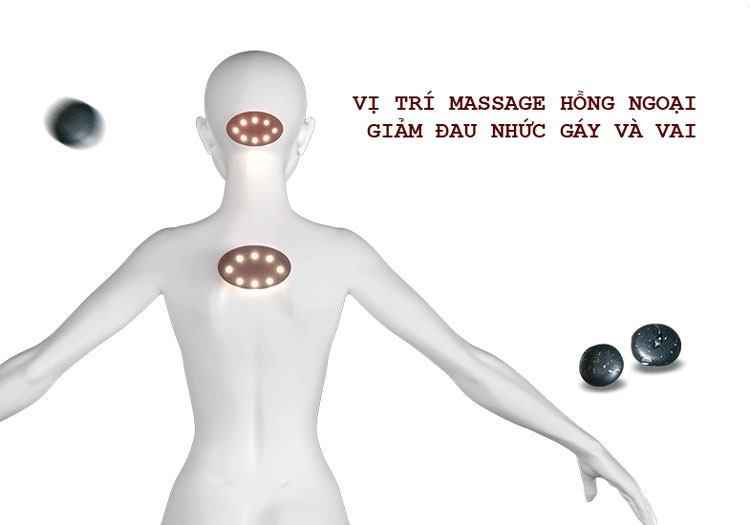 ghế massage toàn thân new magic xd-803