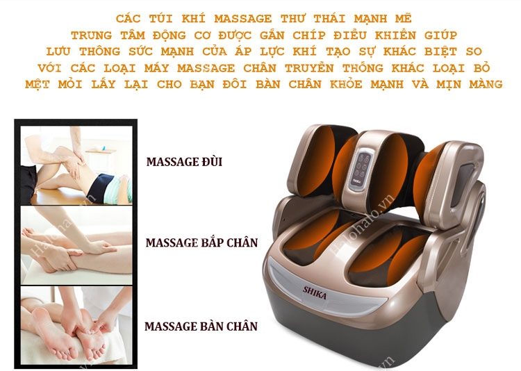ban may massage chan ho chi minh
