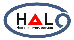 Logo Halo Shopping