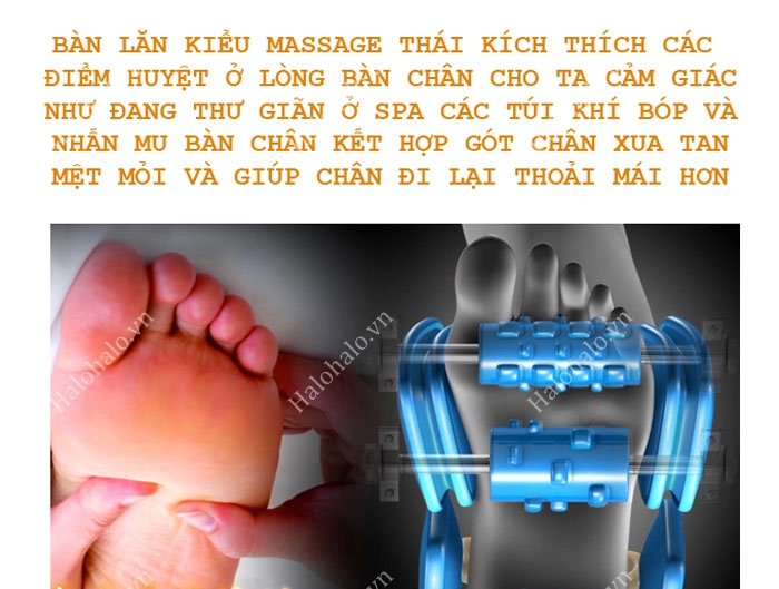 may massage chan shika gia re ha noi